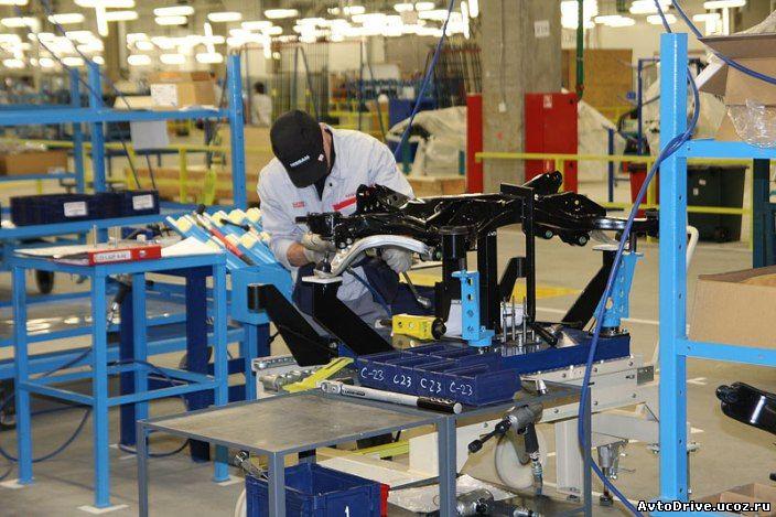 Работа в санкт петербурге на заводе
